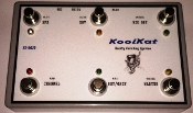 KoolKat's ENGL Raider 6 Button Footswitch Detachable cable