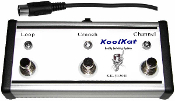 KoolKat's 3 Button Footswitch for Peavey 5150 II