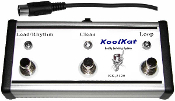KoolKat's 3 Button Footswitch for Peavey 3120