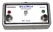 KoolKat's 2 Button Footswitch for Mesa Boogie Lonestar