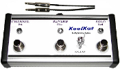 KoolKat's 3 Button Footswitch for the Mesa Boogie Lone Star